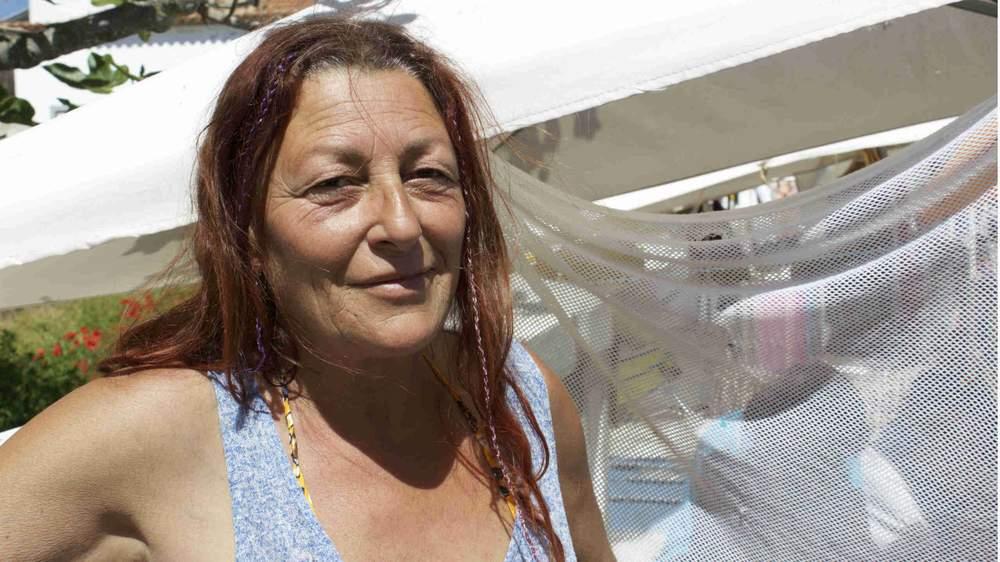 Ana Faria said the local economy had suffered