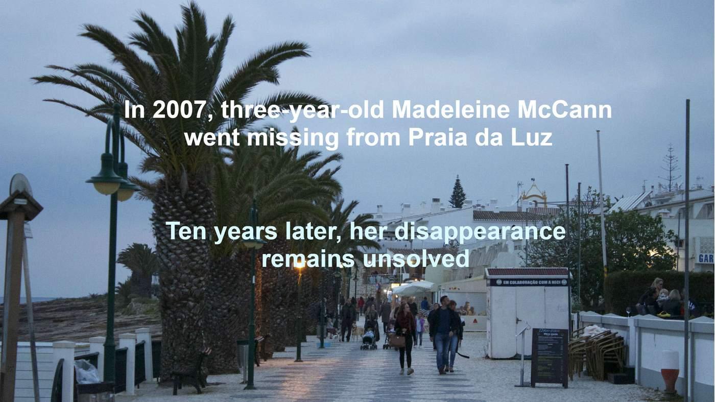 In Madeleine's shadow - BBC News