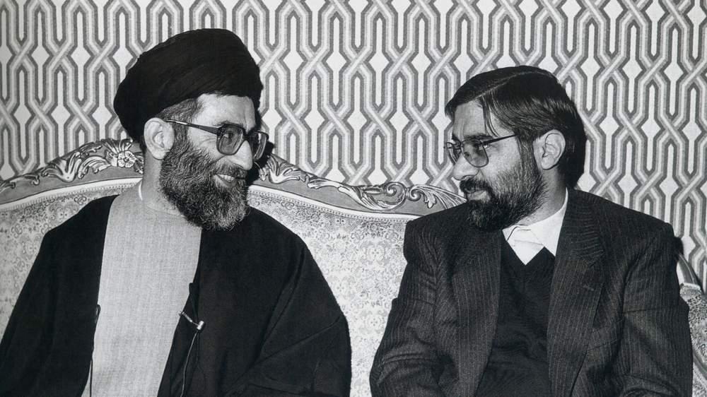 میرحسین موسوی و علی خامنهای