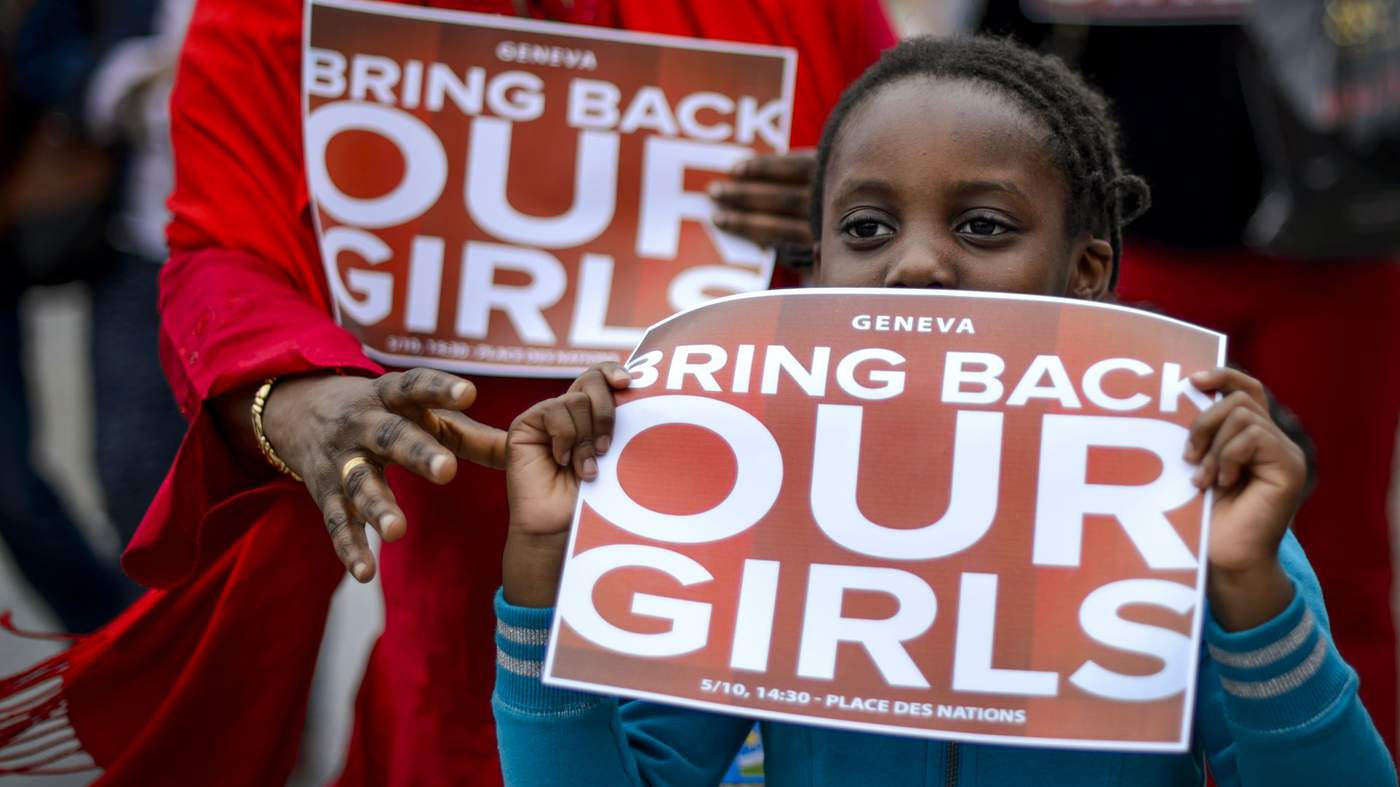 Freed Nigerian schoolgirls to meet families after 3 years
