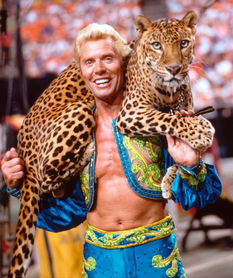 Legendary Ringling Bros big cat and elephant trainer Gunther Gebel-Williams