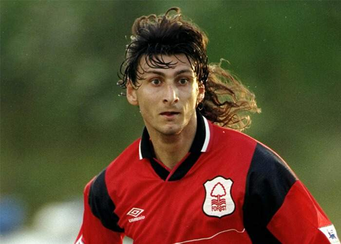 Before Zola, Di Canio and Vialli there was Andrea Silenzi - the first Italian to play in the Premier League