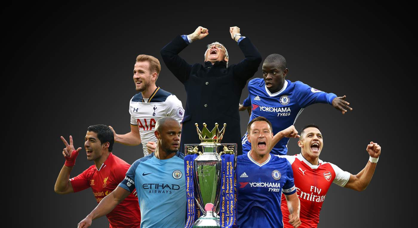 Premier League Managers
