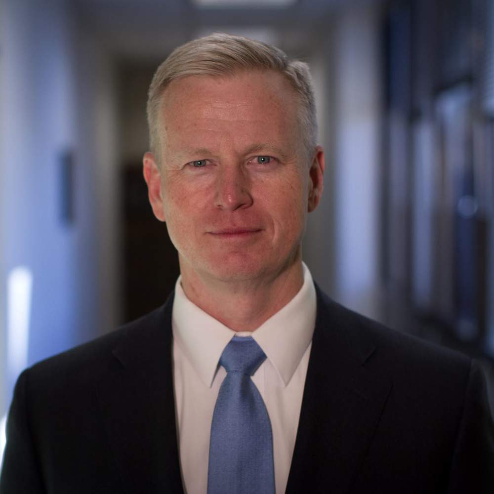 District Attorney, George Brauchler