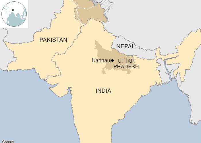 Kannauj, Uttar Pradesh, India