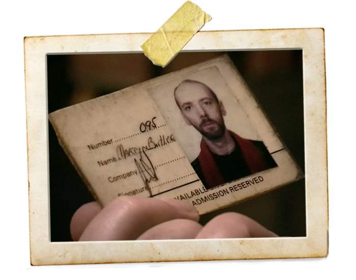 Martyn's Heaven Gold card