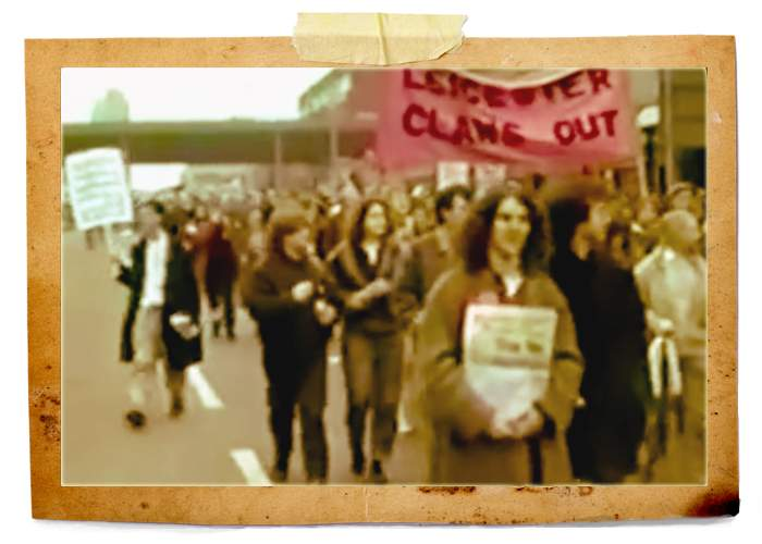 The 1988 Manchester demonstration against Clause 28