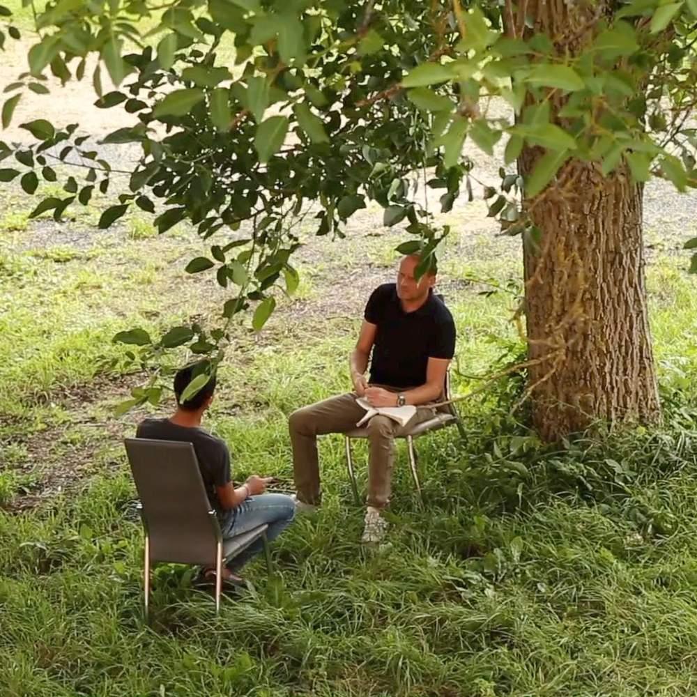 Quentin interviews Mu'tassim