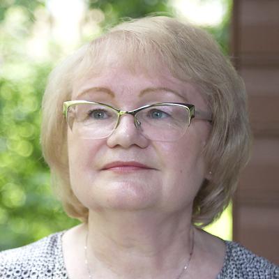 Старший научный сотрудник дома-музея Ленина Евгения Новикова