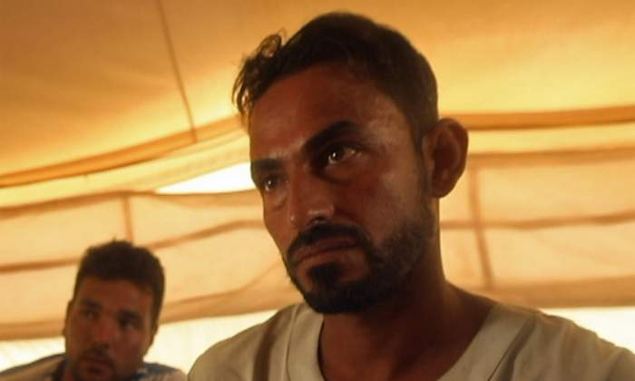 Mohammed fears his property and home is being stolen while he is in a camp
