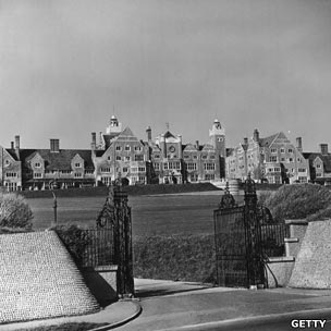 Roedean school, East Sussex